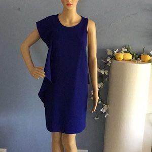 NWT Cobalt blue designer dress!